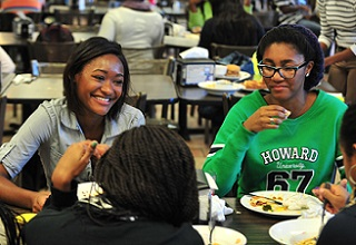 Howard University's Dining Services