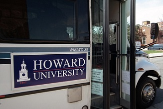 Howard University Transportation & Parking