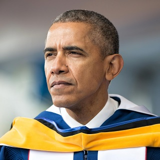 President Obama Commencement