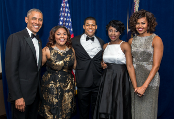 howard students take home three national white house