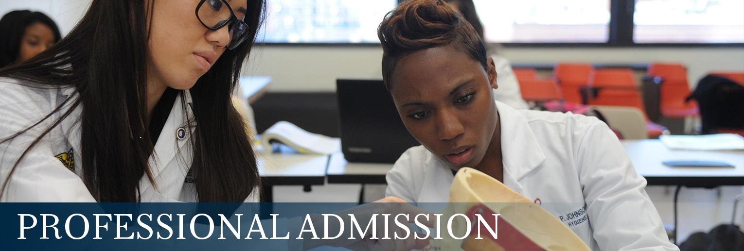 Howard University Med Students