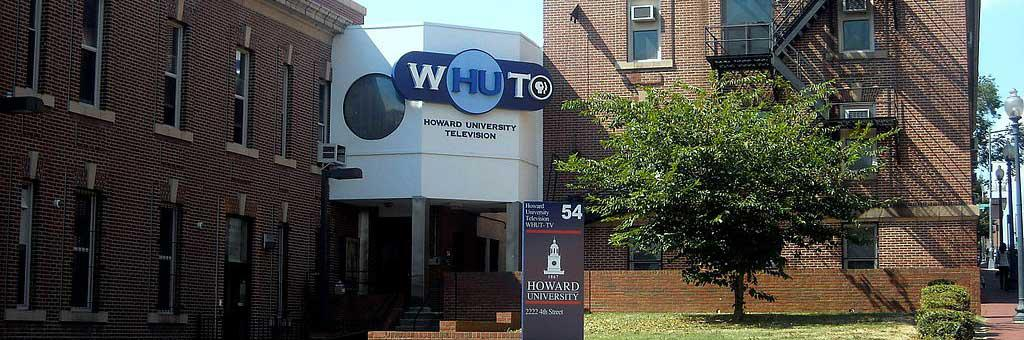 WHUT Building, Howard University